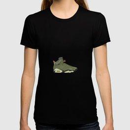 Air Jordan 6 Travis Cactus Jack Scott T-shirt