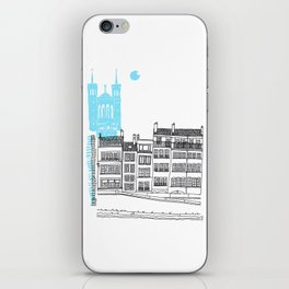 Lyon, France iPhone Skin