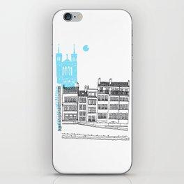 Lyon, France iPhone Skin