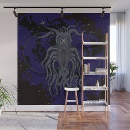 Etheric Wall Mural