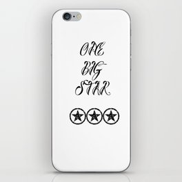 5thfashion2 iPhone Skin