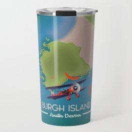 Burgh Island, south devon Travel Mug