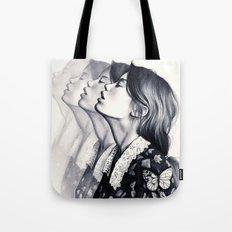 How To Disappear Tote Bag