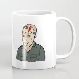 Jason Voorhees mug part 4 Coffee Mug