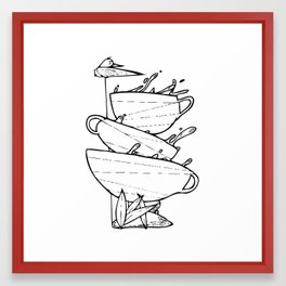Cupples Framed Art Print