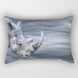 Thunder Rhino Rectangular Pillow
