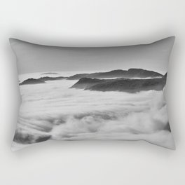Inversion on Helvellyn Rectangular Pillow