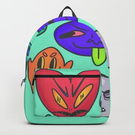 Face feels Backpack