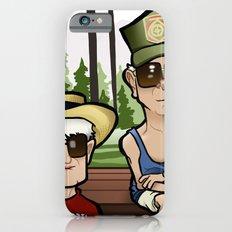 White Mountains Slim Case iPhone 6s