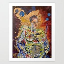 Kepas Art Print