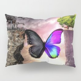 Transformation Pillow Sham