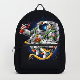 Fat astronaut need more space Backpack