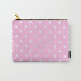 Dots Pattern Carry-All Pouch