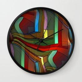 colormix -2- Wall Clock