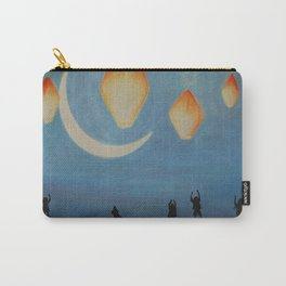 Brujas, Witches Carry-All Pouch