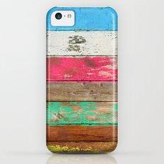 Eco Fashion iPhone 5c Slim Case