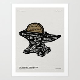 INVEST IN THE US Art Print