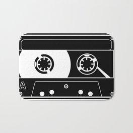 Compact Cassette Bath Mat