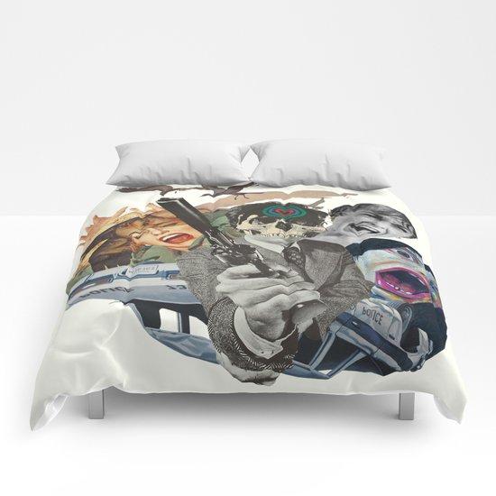 Magnum Force Comforters