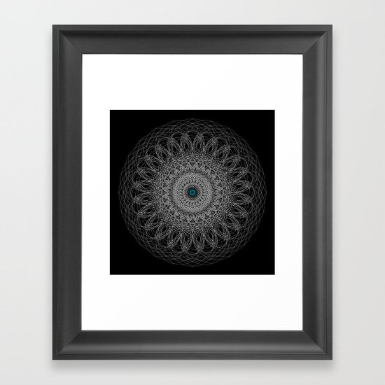 Nexus N°38bis Framed Art Print