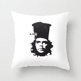 El Cheff Throw Pillow