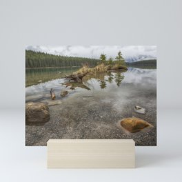 Two Jack Lake, No. 2 Mini Art Print
