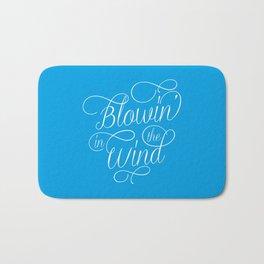 Blowin' In The Wind Bath Mat