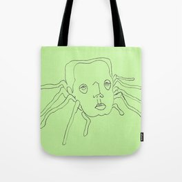 harry spider Tote Bag