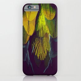 Feather Spine iPhone Case