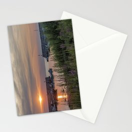 Lanes Cove Sunset 7-28-19 Stationery Cards