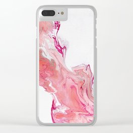 jeannie. Clear iPhone Case