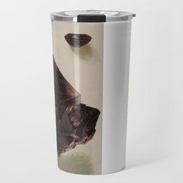 Natural Amethyst Travel Mug