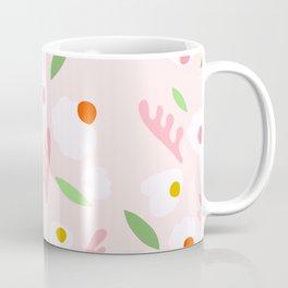 alpine flowers Coffee Mug