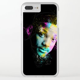 Will Smith Clear iPhone Case