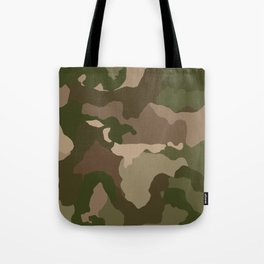 Woodsman Camo Tote Bag