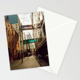 City Colors Stationery Cards