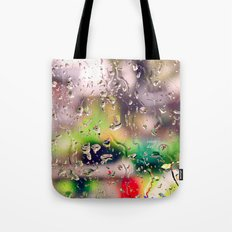 Rainy day! Tote Bag