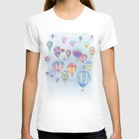 ballon T-shirts featuring Hot Air Ballon Festival by J Square Presents