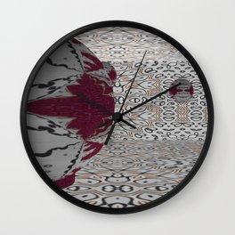 Resurrect Balls 8 Wall Clock
