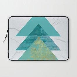 Green Peaks IV Laptop Sleeve