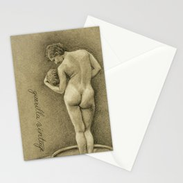 The Bather Stationery Cards