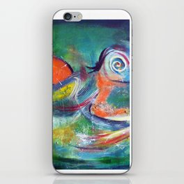 Journey into the Unkown iPhone Skin