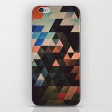 dydmwze iPhone Skin