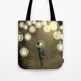 Enlightened World Tote Bag