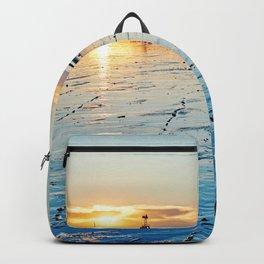 Sunset on the Horizon II Backpack