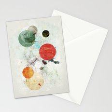 To The Moon and Back Stationery Cards