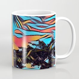 obelisk paint Coffee Mug