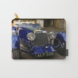 ASTON MARTIN 1933 (Colour Version) Carry-All Pouch