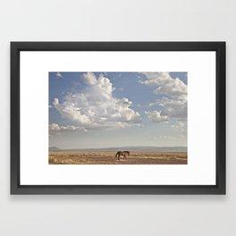 West Texas Framed Art Print