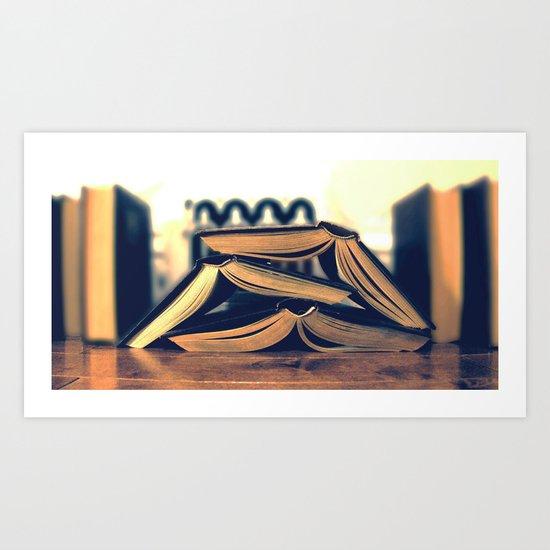 booksome Art Print